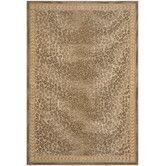 Found it at Wayfair - Courtyard Natural Outdoor/Indoor Area Rug
