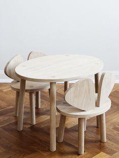 Kids Mouse Chair & Table - Paul & Paula