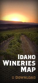 Idaho Wineries Map....yes we do make great wine