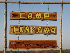 Camp with girl scout and home school programs