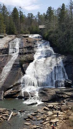High Falls, Du Pont State Forest, NC