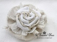 How To Make 20 Different Fabric Flowers                                                                                                                                                     More