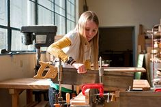 Woodworking Classes for Kids - The New York Times