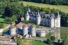 Château de Bourg Archambault. Bourg Archambault 86390. Poitou.