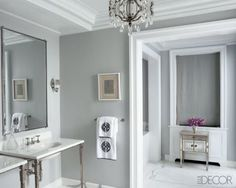 Paint: Cliffside Gray by Benjamin Moore