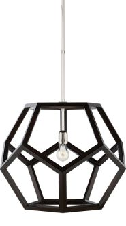 1000 images about example board kraftmaid return to your for Dodecahedron light fixture