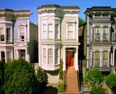 1709 Broderick Street - THE Full House house ~ we wanted to find this house while in San Fran and couldn't find any info. This is awesome