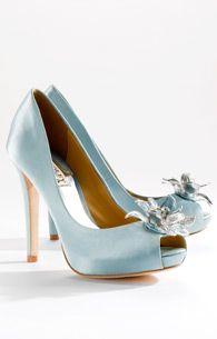 SOMETHING BLUE FROM BADGLEY MISCHKA #nordstrom #weddings
