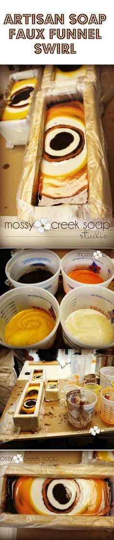 We made this one in class today!  http://mossycreeksoap.com/item_292/The-Business-of-CP-Soapmaking.htm