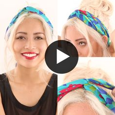 Watch:+How+To+Tie+A+Headscarf+Without+A+Mirror