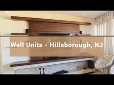 Washington Valley Cabinet Shop is a renowned shop serving people across Hillsborough, NJ. It offers an array of wall unit options to the clients for their kitchen, library, office or entertainment center. The customers can easily customize the units after considering their requirements. To know more about wall units offered near Hillsborough, visit http://www.washingtonvalleycabinet.com/