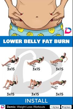 Lower Belly Workout, Tummy Workout, Abs Workout Routines, Yoga Routine, Ab Workouts, At Home Workouts, Workout Meals, Stomach Workouts, Life Fitness