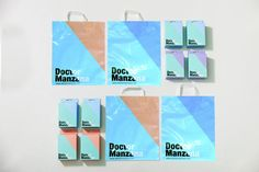 Doctor Manzana Brand and Package Design by Masquespacio