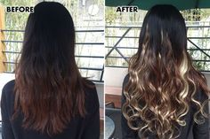 New hair by 7 Piece Body Wave Clip In Indian Remy Human Hair Extension - Beach Wave Perm, Body Wave Perm, Beach Waves, Permed Hairstyles, Modern Hairstyles, Different Types Of Curls, Getting A Perm, Really Long Hair, Air Dry Hair