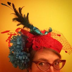 Christmas party hat, 2014
