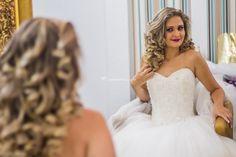 Divirta-se quando for escolher seu vestido de casamento