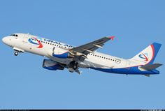 Ural Airlines VQ-BDM Airbus A320-214