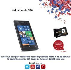¿Necesitas un celular?   NOKIA LUMIA 520 con 5 MP en su cámara. http://amzn.com/B00E45043A