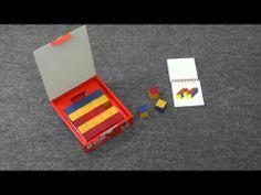 Mit dem Nikitin-Material Uniwürfel http://www.montessori-shop.de/material/nikitin-uniwuerfel—n2-37.php üben Kinder das räumliche Vorstellungsvermögen, Farberkennung, Formenwissen und damit die Grundlagen unserer Wahrnehmung.