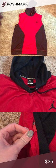 Jordan vest, like new with pocket SizeXL. JORDAN vest man Jordan Jackets & Coats Vests