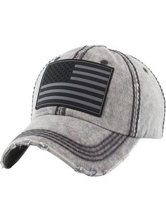 c96b491c0e440 Rubber American Flag Hat And Cap 14