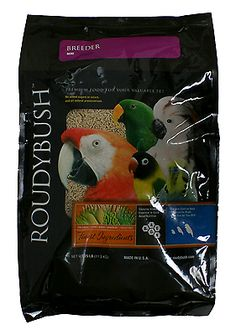 Food and Treats 116494: Roudybush Breeder Bird Food, Mini, 25-Pound Free Ship -> BUY IT NOW ONLY: $60.31 on eBay!