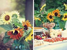 MegMac Designs :: Everyday Inspirations: Rustic Fall Baby Shower