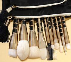 Brushes. Organized. Fun.