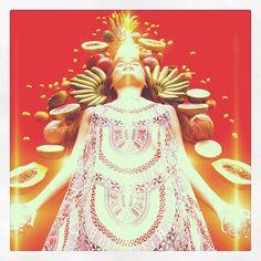 tropical....#marahoffman..... spring 2013 collection... fashiondailymag