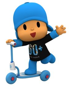Join Pocoyo in protecting the planet | Earth Hour