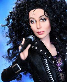 Cher by Noel Cruz