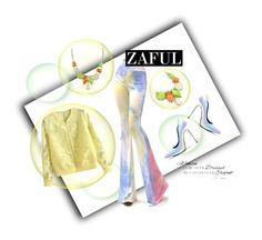Zaful 39. by marinadusanic on Polyvore featuring Chanel and zaful