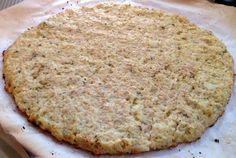 Dairy-free Cauliflower Pizza Crust   Nutrimost Recipes