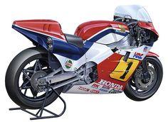 1/12 1984 Honda NSR500 - Tamiya