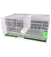 DUAL COMPARTMENT CAGE (Crown)