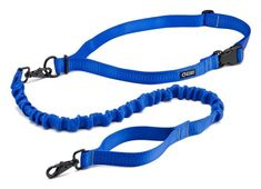 Stunt Puppy Stunt Runner Hands-Free Dog Leash, Blue ** To view further for this item, visit the image link.