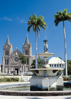BASSETERRE ST. KITTS, ST. KITTS AND NEVIS, LESSER ANTILLES St. Kitts was Britain's first settlement in the Caribbean, and grew wealthy fro...