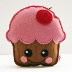 Cupcake Felt link does not work but great idea