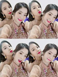 mina and dahyun Extended Play, K Pop, Twice Group, Lee Sung Kyung, Nayeon Twice, Gif Photo, Twice Dahyun, Most Beautiful Faces, Dance The Night Away