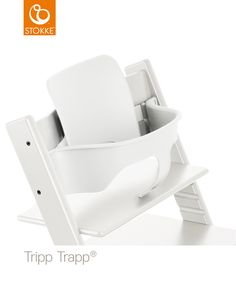 Stokke Tripp Trapp Baby set White