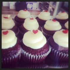 The red velvet cupcake recipe from the winner of the Food Network TV Show Cupcake Wars.