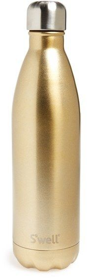 S'well 'Sparkling Champagne' Stainless Steel Water Bottle #holidaygiftguide #2015