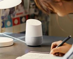 It's not just a speaker for your music. Learn how smart assistants can help you with school from a # Your Music, Fundraising, Back To School, Cool Things To Buy, Canning, Tips, Music, Cool Stuff To Buy, First Day Of School