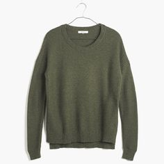 Monday Must Have: Madewell Texturework Sweater: Laughter & Carbs