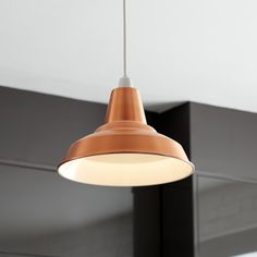 A pendant light adds great task lighting, especially to the kitchen. Hang over the island or breakfast bar so you can concentrate on the task at hand... now, where's the wine?