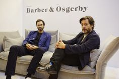 Barber & Osgerby launch their new collection for Vitra