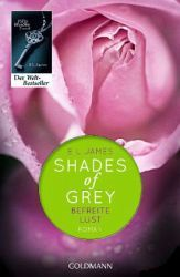 """E. L. James: """"Befreite Lust"""" / Shades of Grey Band 3"""