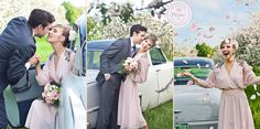 Style Inspiration: Spring Garden Wedding in a Blooming Apple Orchard Blooming Apples, Wedding Inspiration, Style Inspiration, A Perfect Day, Bridesmaid Dresses, Wedding Dresses, Spring Garden, Garden Wedding, Floral Design