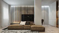 Kiev_apartments on Behance
