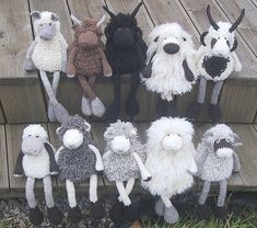 don't count them....you'll fall zzzzzzzzzzzzzzzzz    Ravelry: mariemclellan's flock of 2012